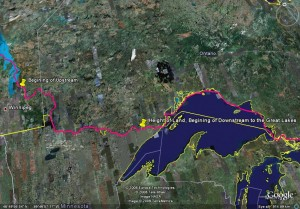 From the Bottom of Lake Winnipeg to the Soo